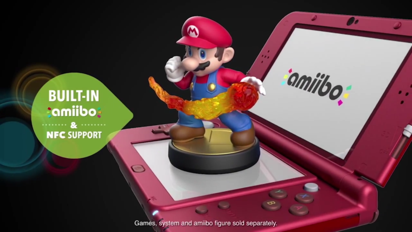 new nintendo 3ds amiibo
