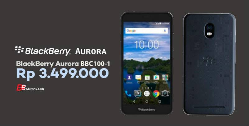 blackberry aurora specs and release date leaked on the