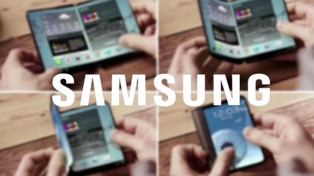 Samsung would now develop a foldable dual screen smartphone